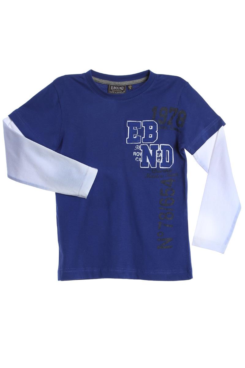 t-shirt double manches du 8 au 14 ans garã§on