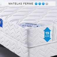 matelas ressorts confort ferme toniconfort duvivier belle literie acheter ce produit au. Black Bedroom Furniture Sets. Home Design Ideas