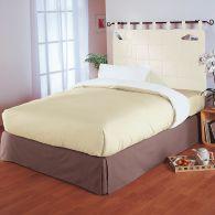 t te de lit matelass e avec 2 poches acheter ce produit au meilleur prix. Black Bedroom Furniture Sets. Home Design Ideas