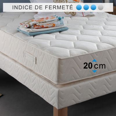 matelas latex dos sensible 5 zones prestige ferme s l nia acheter ce produit au meilleur prix. Black Bedroom Furniture Sets. Home Design Ideas