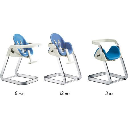 chaise haute i sit bleu clair acheter ce produit au meilleur prix. Black Bedroom Furniture Sets. Home Design Ideas