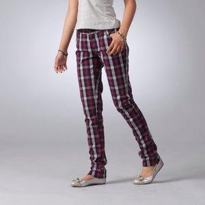 Pantalon skinny carreaux ado fille acheter ce produit for Pantalon a carreaux