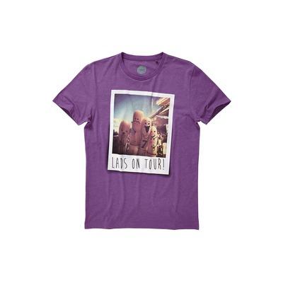 T-shirt imprimé délirant