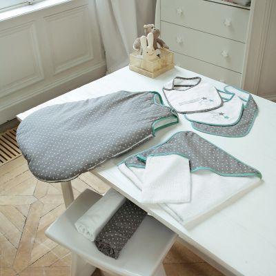 tour de lit ouatin etoiles acheter ce produit au meilleur prix. Black Bedroom Furniture Sets. Home Design Ideas