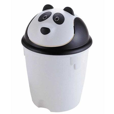 poubelle animal panda acheter ce produit au meilleur prix. Black Bedroom Furniture Sets. Home Design Ideas