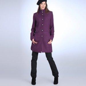 manteau femme col officier acheter ce produit au meilleur prix. Black Bedroom Furniture Sets. Home Design Ideas