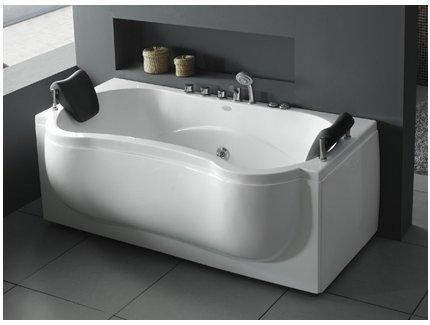 baignoire baln o design ondine 1 2 places 171 86. Black Bedroom Furniture Sets. Home Design Ideas