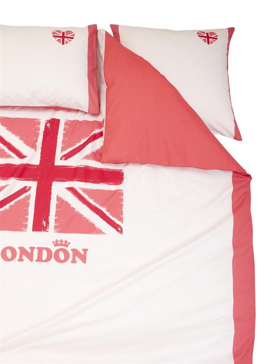 housse de couette london acheter ce produit au meilleur prix. Black Bedroom Furniture Sets. Home Design Ideas