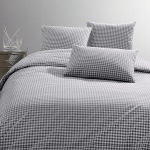 housse de couette carreau vichy bridget acheter ce produit au meilleur prix. Black Bedroom Furniture Sets. Home Design Ideas
