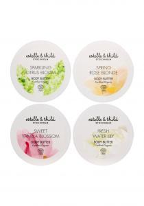 Mini Body Butter Collection de Estelle & Thild
