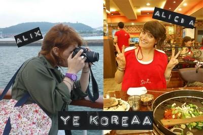 Ye Koreaa par Alicia et Alix