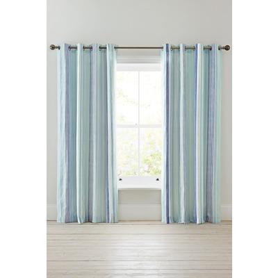 rideaux doubl s illets avec rayures acheter ce produit au meilleur prix. Black Bedroom Furniture Sets. Home Design Ideas