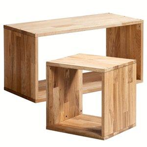 cube de rangement ch ne box 2 mod les acheter ce produit au meilleur prix. Black Bedroom Furniture Sets. Home Design Ideas