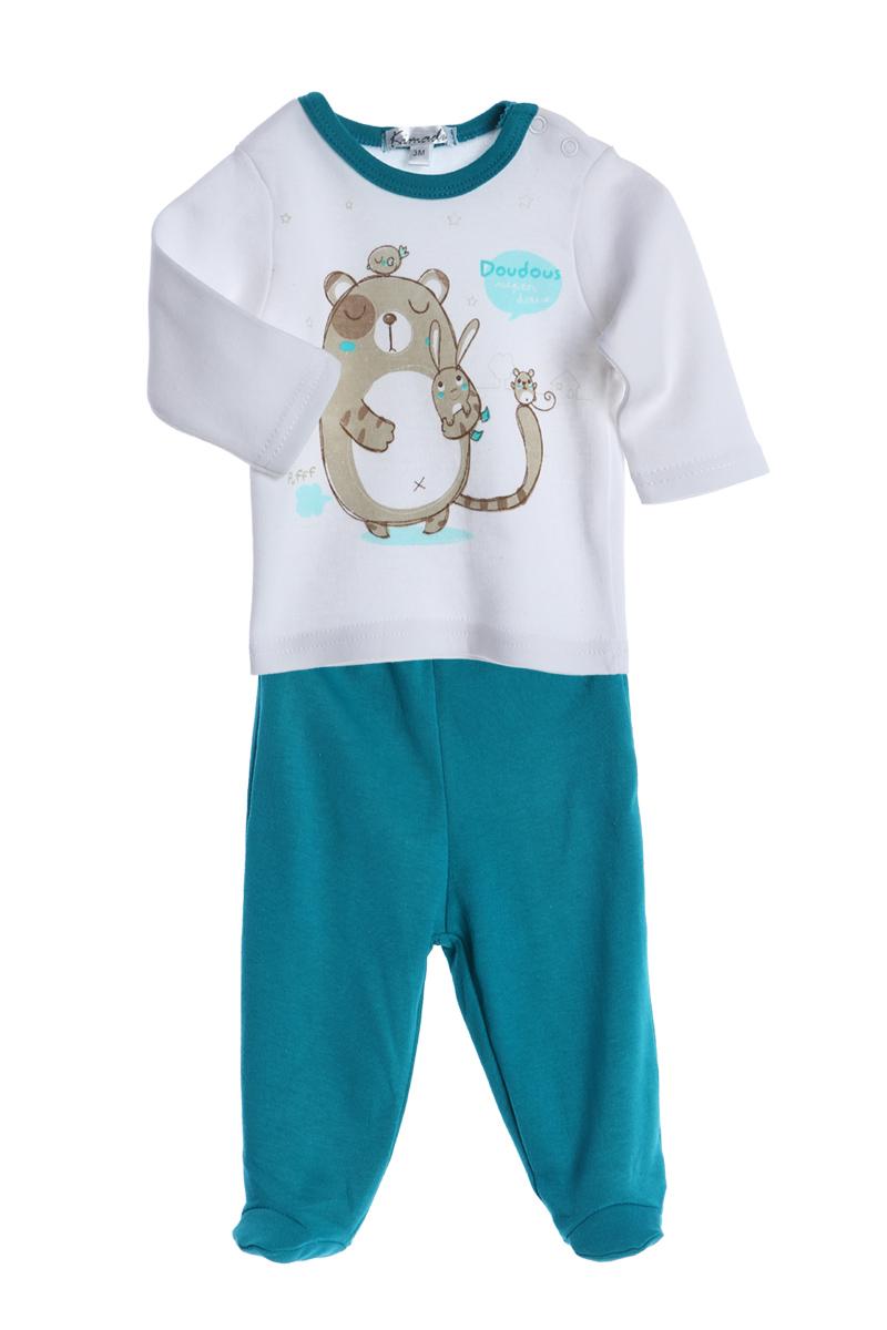 Pyjama 2 pièces Du 3 au 23 mois