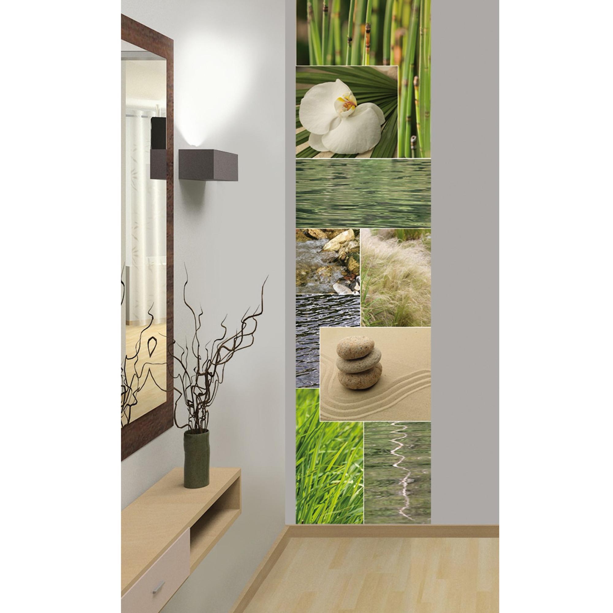 sticker panneau de d coration zen 60 x 240 cm acheter ce produit au meilleur prix. Black Bedroom Furniture Sets. Home Design Ideas