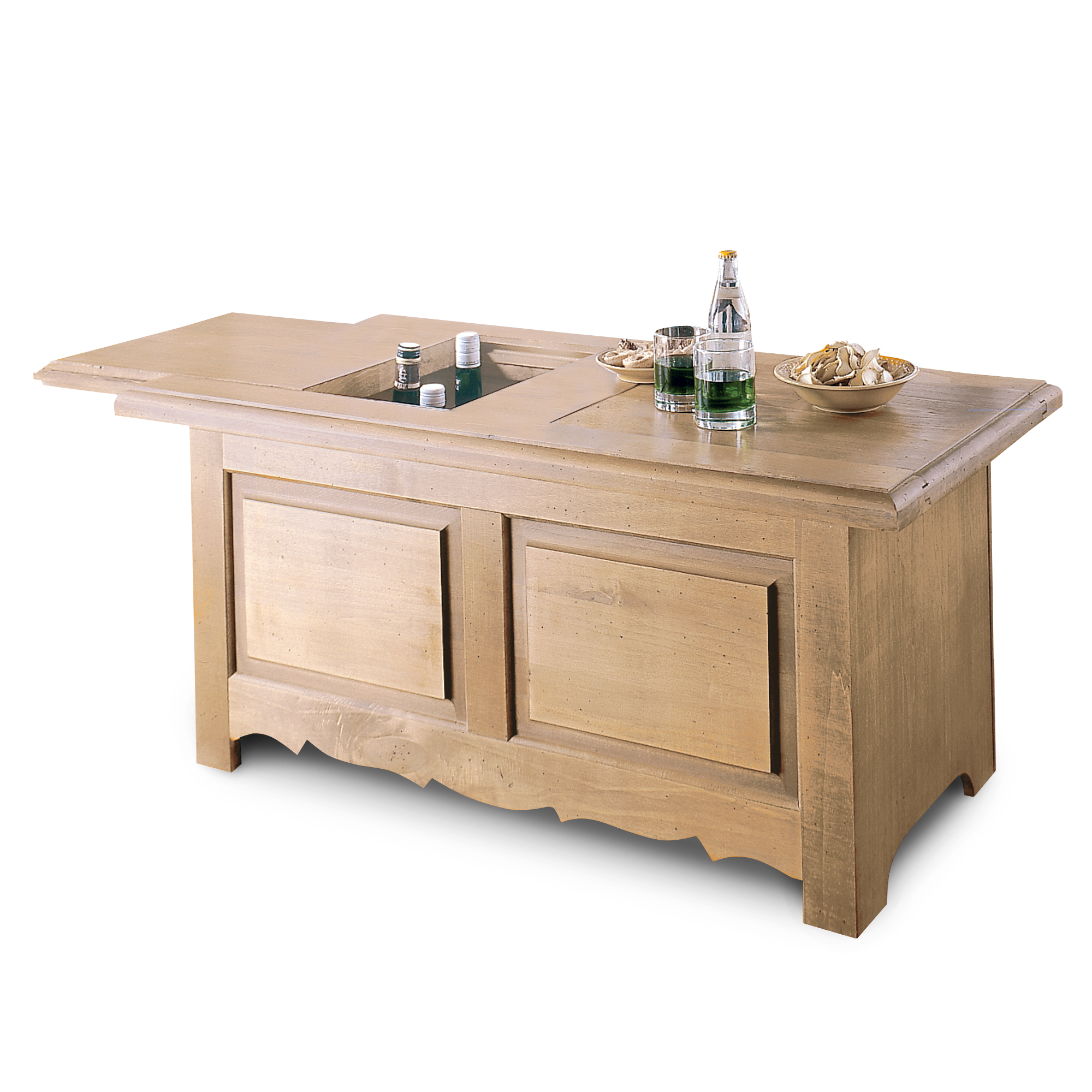 Table basse bar fait maison - Table basse fabrication maison ...