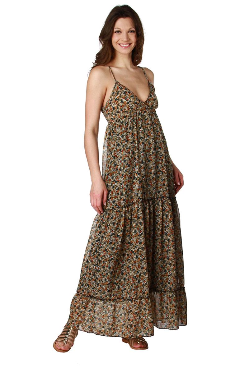 meilleur blog robe robe longue a bretelle