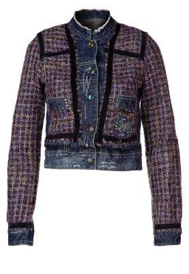 desigual chaq tuiter veste en jean acheter ce produit au meilleur prix. Black Bedroom Furniture Sets. Home Design Ideas