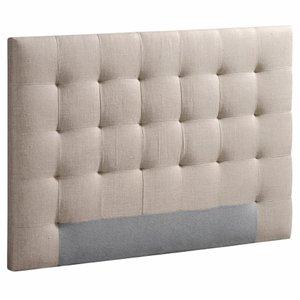 t te de lit capitonn e selve hauteur 100 cm 3 tailles acheter ce produit au meilleur prix. Black Bedroom Furniture Sets. Home Design Ideas