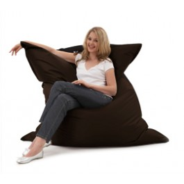 pouf pouf big g chocolat acheter ce produit au meilleur prix. Black Bedroom Furniture Sets. Home Design Ideas