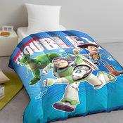 couette imprim e double face enfant 100 polyester 400g m2 140x200cm toy story acheter ce. Black Bedroom Furniture Sets. Home Design Ideas