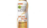 Brume protectrice toucher sec
