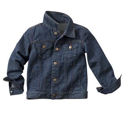 veste en jean gar on du 2 ans au 14 ans acheter ce produit au meilleur prix. Black Bedroom Furniture Sets. Home Design Ideas