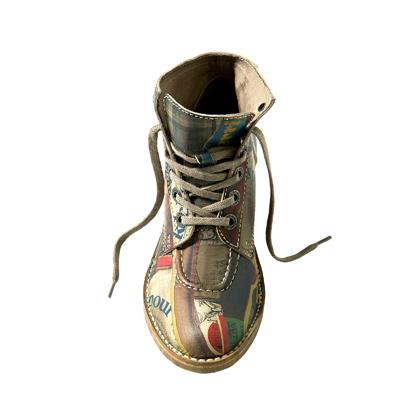 chaussures femme boots natkick de kickers du 36 au 41 acheter ce produit au meilleur prix. Black Bedroom Furniture Sets. Home Design Ideas