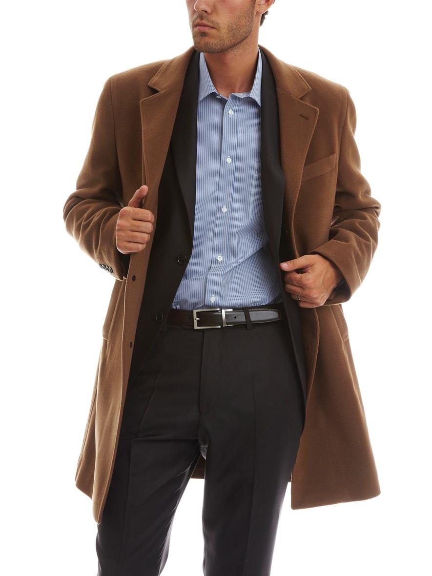 Souvent Manteau de laine et cachemire homme - Acheter ce produit au  NO26