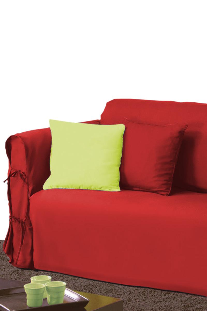 Housse de canap panama uni 205 x 90 x 60 cm acheter ce for Canape 90 cm profondeur