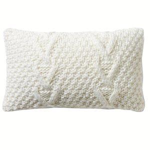 housse de coussin tricot fait main acheter ce produit au. Black Bedroom Furniture Sets. Home Design Ideas