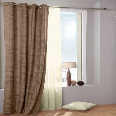 rideau su dine illets acheter ce produit au meilleur prix. Black Bedroom Furniture Sets. Home Design Ideas