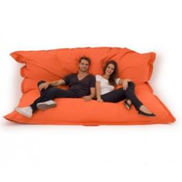 pouf big g sofa orange acheter ce produit au meilleur prix. Black Bedroom Furniture Sets. Home Design Ideas