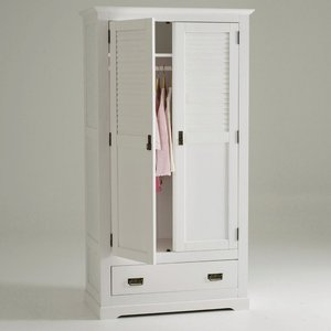armoire 2 portes pin massif baya acheter ce produit au. Black Bedroom Furniture Sets. Home Design Ideas
