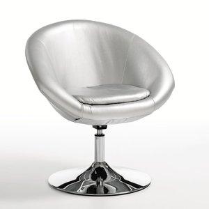 fauteuil pivotant gris maison design. Black Bedroom Furniture Sets. Home Design Ideas
