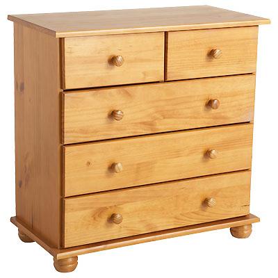 commode 5 tiroirs province miel anniversaire 40 ans acheter ce produit au meilleur prix. Black Bedroom Furniture Sets. Home Design Ideas