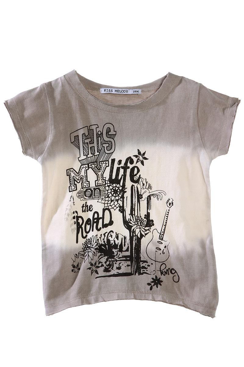 T-shirt coton Du 2 au 5 ans Fille