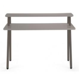 bureau tribeca gris taupe acheter ce produit au meilleur prix. Black Bedroom Furniture Sets. Home Design Ideas