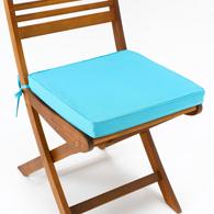 Galette de chaise imperm able de forme carr e acheter ce - Galette chaise exterieur ...