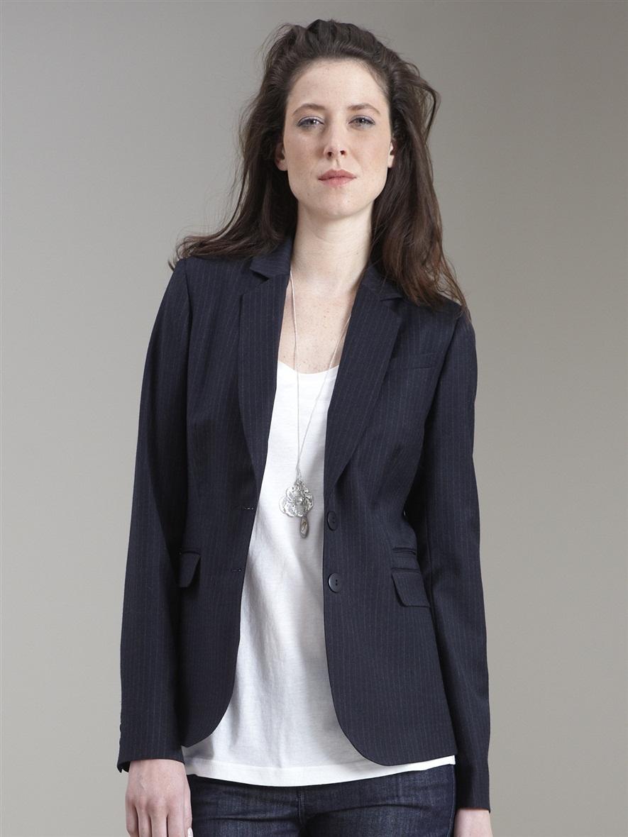 veste tailleur ray e en flanelle femme acheter ce produit au meilleur prix. Black Bedroom Furniture Sets. Home Design Ideas