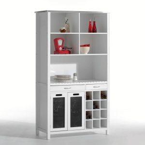 buffet vaisselier multifonctions acheter ce produit au meilleur prix. Black Bedroom Furniture Sets. Home Design Ideas