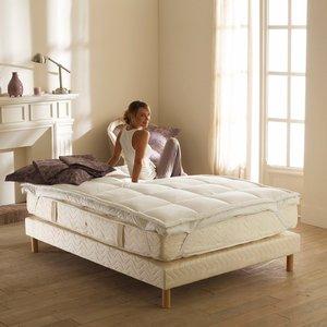 surmatelas luxe en duvet de canard acheter ce produit au meilleur prix. Black Bedroom Furniture Sets. Home Design Ideas