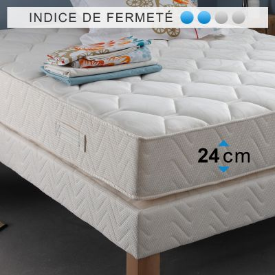 matelas ressorts dos sensible 5 zones prestige ferme s l nia acheter ce produit au meilleur prix. Black Bedroom Furniture Sets. Home Design Ideas