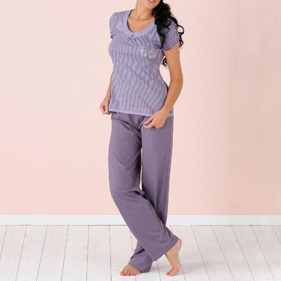 pyjama coton plus belle la vie femme du 38 au 48 acheter ce produit au meilleur prix. Black Bedroom Furniture Sets. Home Design Ideas