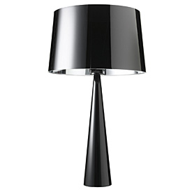 lampe totem noir bhv selection acheter ce produit au meilleur prix. Black Bedroom Furniture Sets. Home Design Ideas