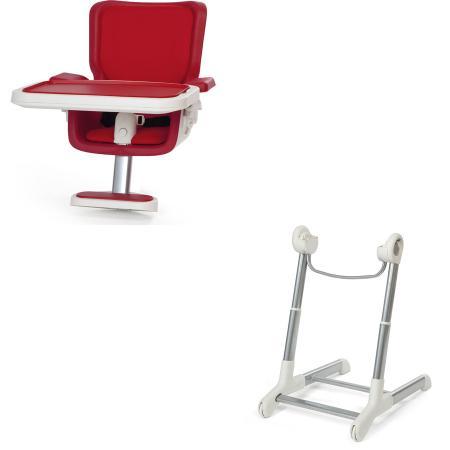 concept keyo chaise haute support intense red acheter ce produit au meilleur prix. Black Bedroom Furniture Sets. Home Design Ideas