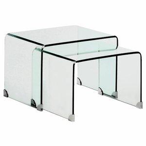 tables gigognes voyance verre tremp acheter ce produit au meilleur prix. Black Bedroom Furniture Sets. Home Design Ideas