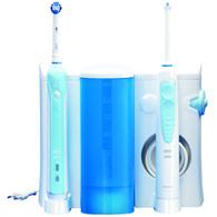 brosse dent lectrique hydropulseur waterjet oral b. Black Bedroom Furniture Sets. Home Design Ideas