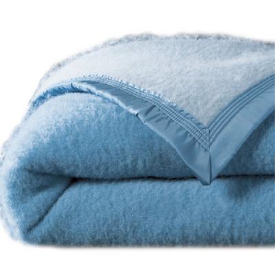 couverture laine woolmark 730gr colombine chamois acheter ce produit au meilleur prix. Black Bedroom Furniture Sets. Home Design Ideas