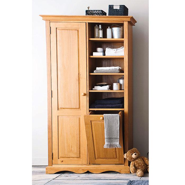 armoire bac linge norman miel anniversaire 40 ans acheter ce produit au meilleur prix. Black Bedroom Furniture Sets. Home Design Ideas